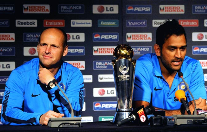 Replace Dhoni as ODI skipper at your own peril, warns Gary Kirsten ...