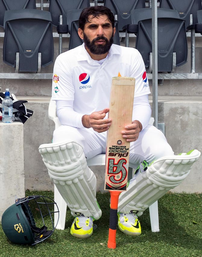 Misbah wants help from world for regular home series