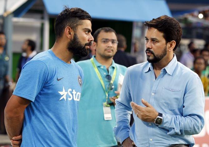 Is Kohli unreasonable target in Kumble controversy?