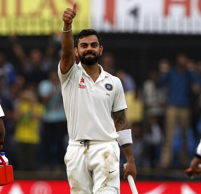 Is Kohli right to skip Afghanistan Test and play county cricket?