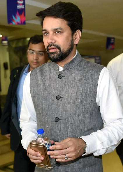 Focus on Thakur's affidavit ahead of BCCI SGM