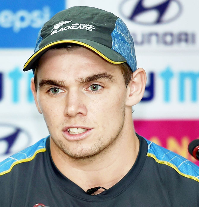 NZ's Boult, Latham doubtful starters for India series