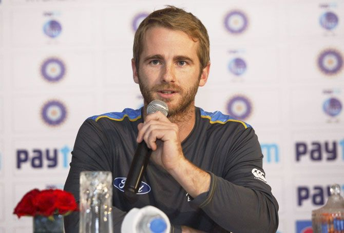 New Zealand captain Kane Williamson said 'India a tough place to play in'