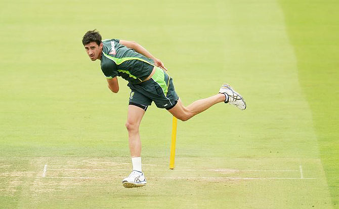 Injured Starc ruled out of India ODI series