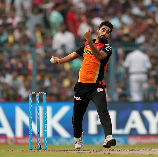 Won't compromise on swing for extra pace: Bhuvneshwar