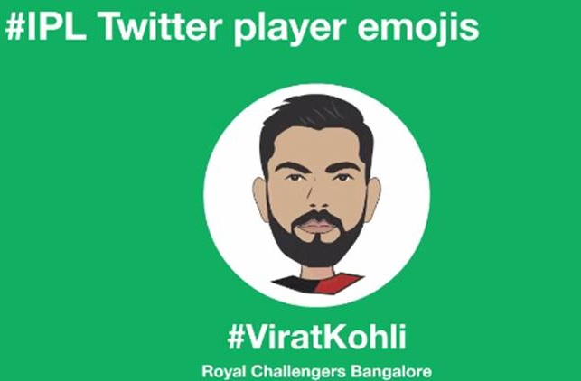 Have a blast with new IPL emojis