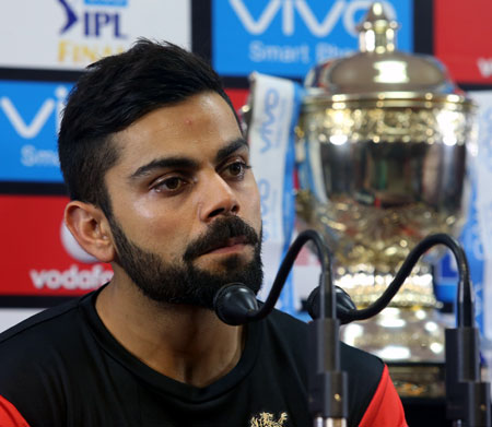 Will only be back on field when I am 120 percent fit: Kohli
