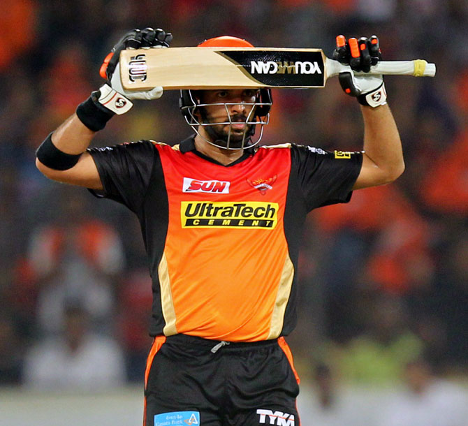 Yuvraj stakes claim for spot in Champions Trophy squad