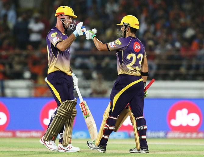 IPL: Lynn, Gambhir decimate Gujarat bowlers as KKR win opening match