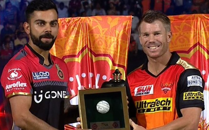 Thankfully, Virat and I still good friends: Warner
