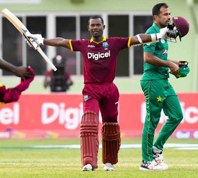Jason Mohammed will replace injured Andre Russell in the West Indies T20 squad