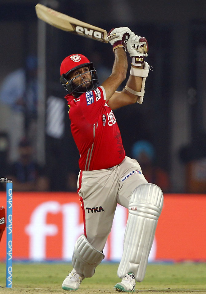 IPL PHOTOS: Punjab destroy RCB despite AB's 46-ball 89