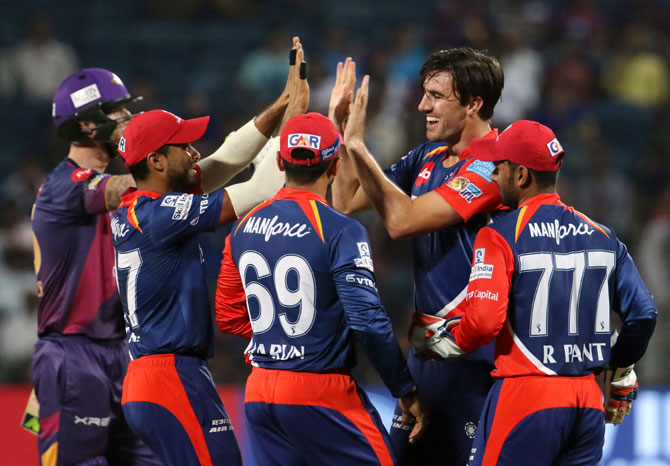 Delhi Daredevils to test Kings XI on home turf
