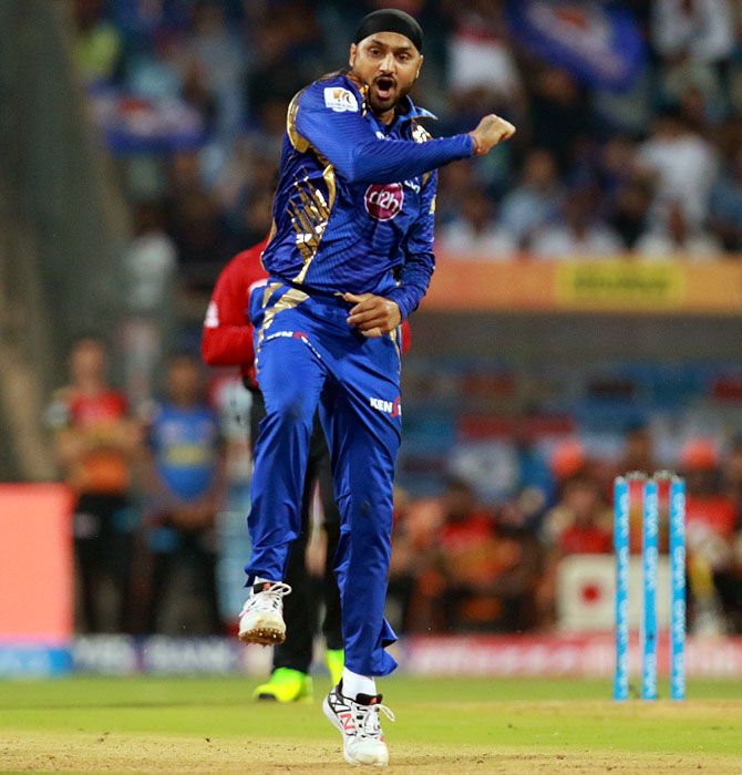 IPL PHOTOS: Mumbai Indians ease past champions Sunrisers