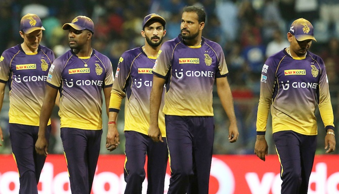 Why Kolkata Knight Riders is hurting...