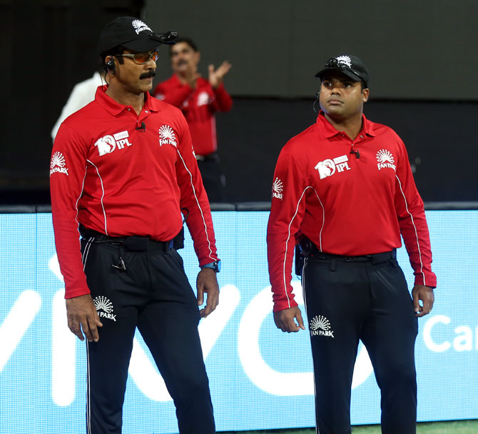 How Indian umpires can improve