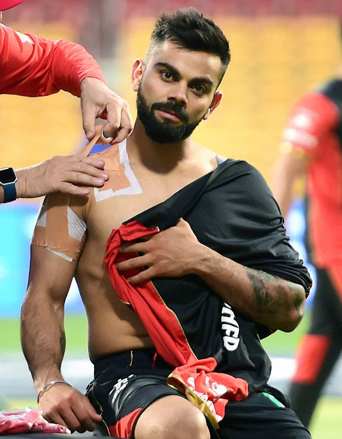 With my comeback, focus will be on chasing targets: Kohli