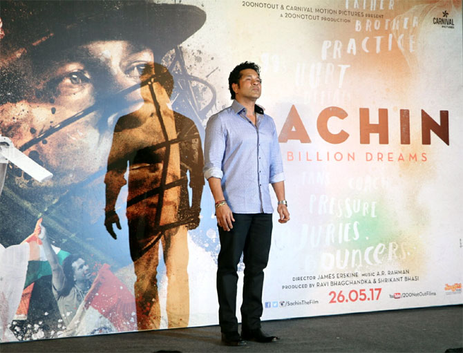 Sachin Tendulkar: 'True rockstar on  &  off feild'