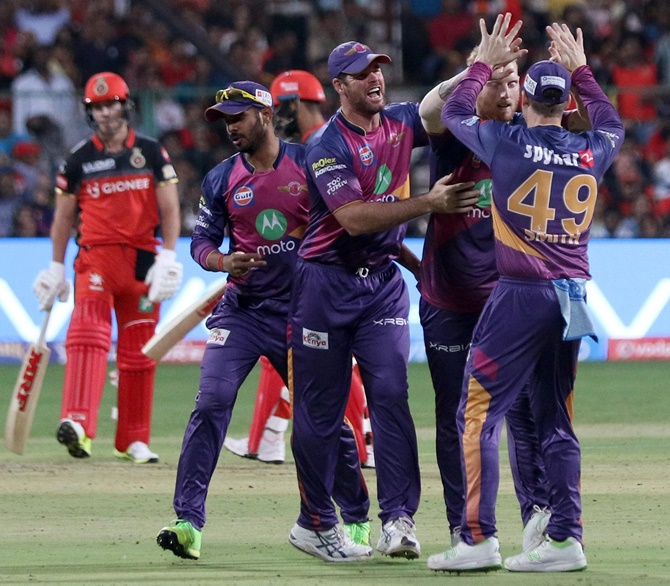 Supergiants rise to occasion beating RCB