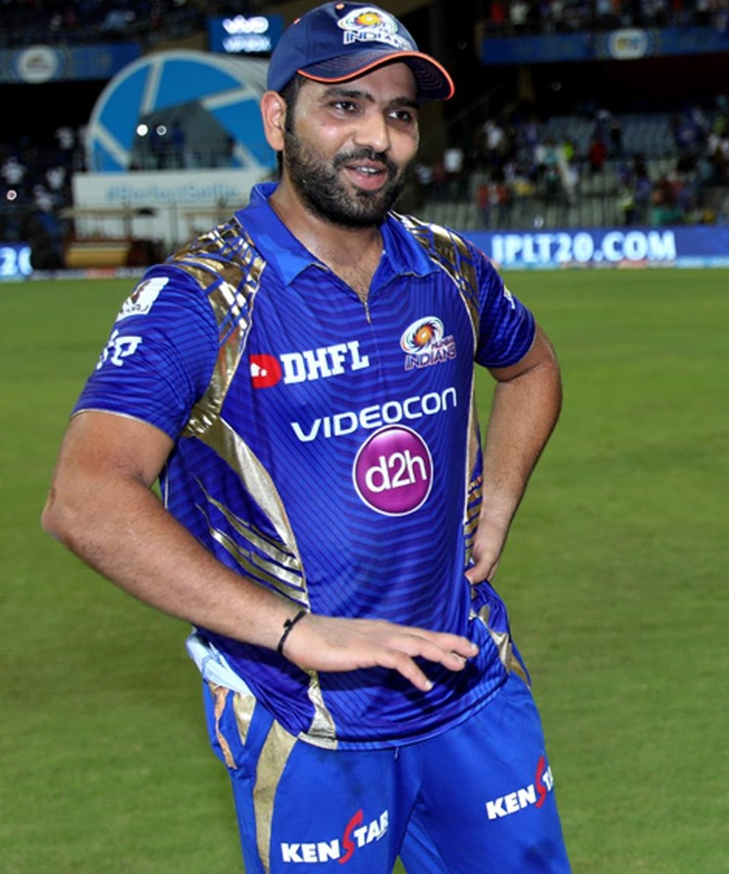 Will we see Rohit Sharma opening the innings in IPL?
