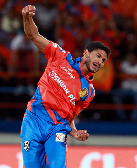 Is he India's next fast bowling sensation?