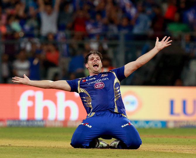 IPL PHOTOS: Mumbai outclass Delhi to continue winning run