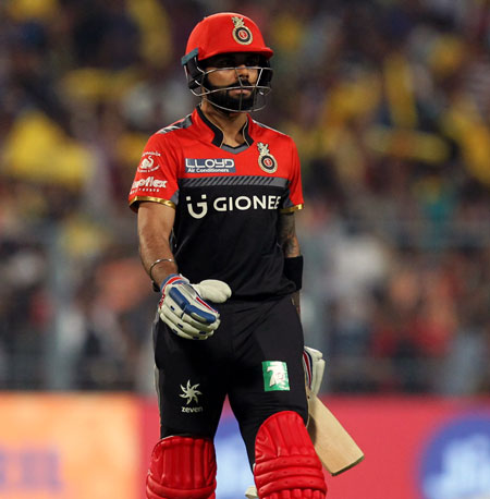 RCB's star power refuses to translate into IPL success