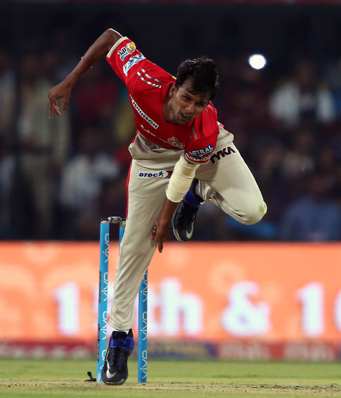 Natarajan enjoying IPL experience in maiden season