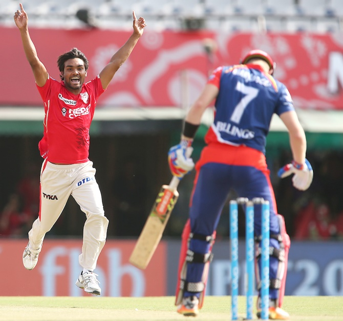 IPL PHOTOS: Kings XI Punjab decimate Delhi by 10 wickets