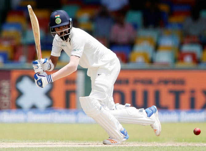 KL Rahul has had a string of below par scores opening in Test cricket, especially on the tour of Australia
