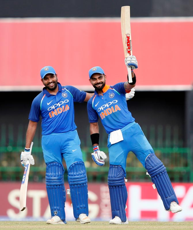 'Virat-Rohit defining pair for India in modern era'