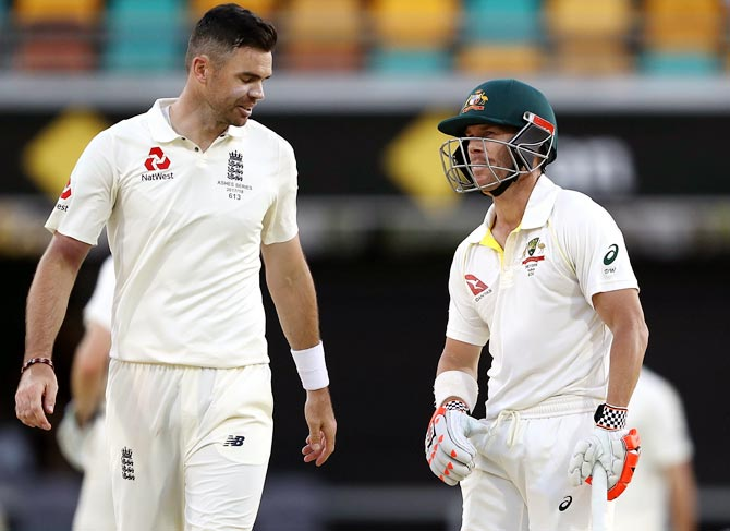Anderson one of the biggest sledgers in the game, says Smith