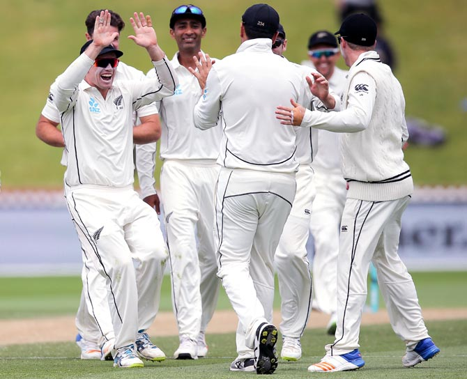 New Zealand humiliate West Indies inside four days