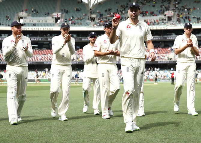 After 15 Tests, Anderson claims his first five-wicket haul