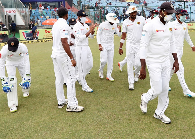 Players are in discomfort but no use talking about it: Lanka coach