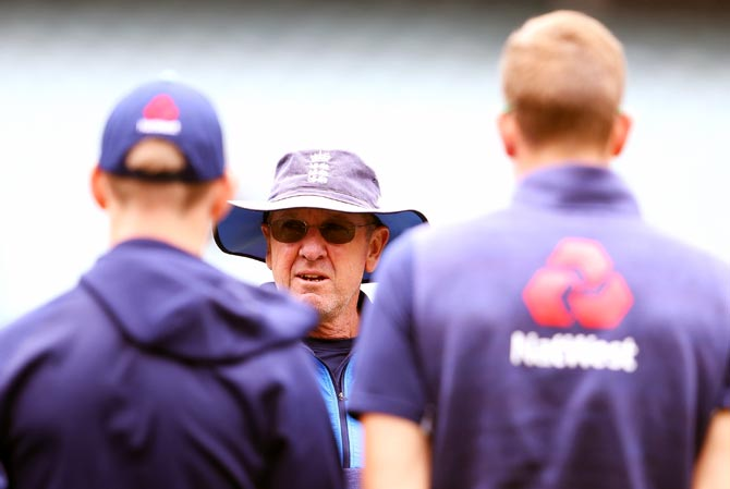Rediff Sports - Cricket, Indian hockey, Tennis, Football, Chess, Golf - Cricket Buzz: England eye one coach for all formats