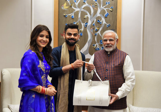 PM Modi makes special appeal to Indian cricketers