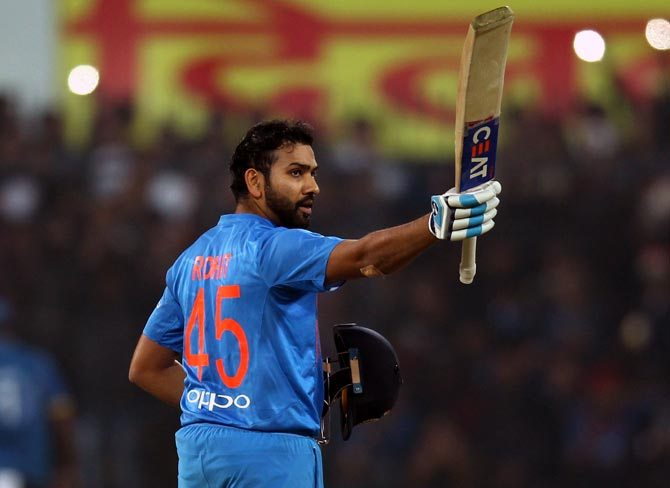 Rohit's record ton seals T20 series for India