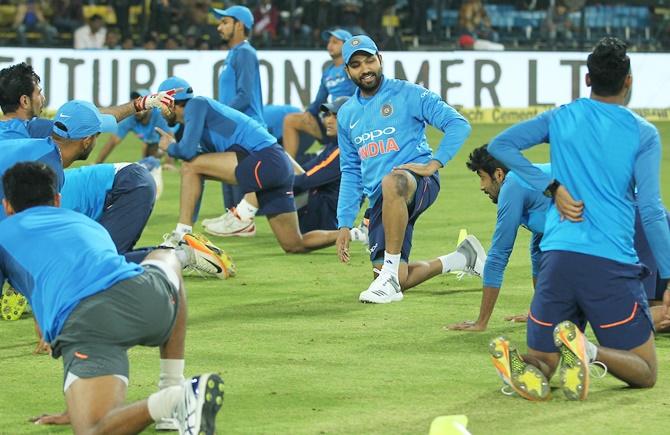 Formidable India eye whitewash against Sri Lanka