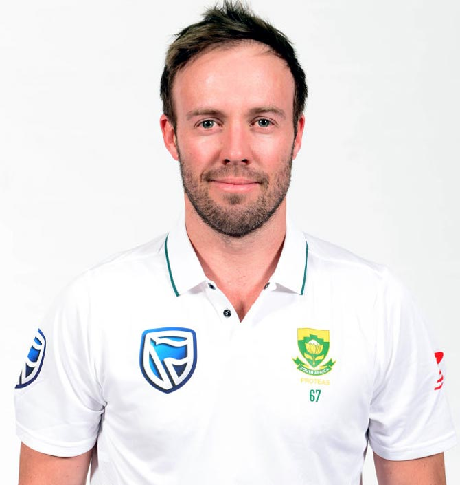 AB de Villiers eyes successful Test return