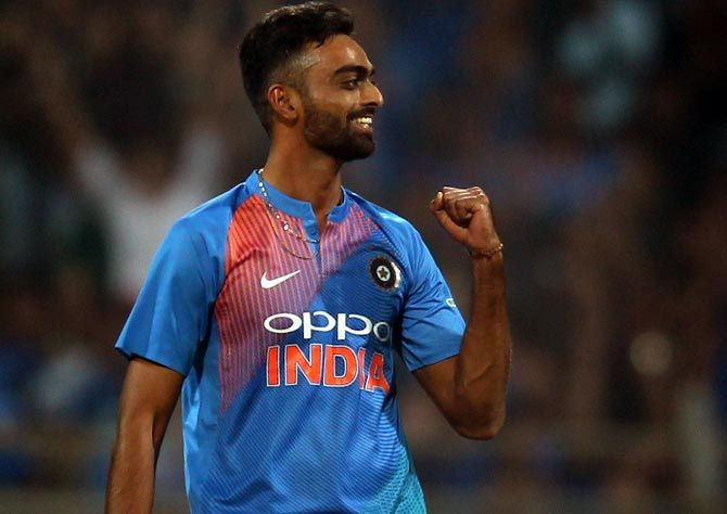 Unadkat, who has only sporadically played for India since his debut in 2010, is suddenly back in contention after a good Ranji Trophy season where he led Saurashtra to the final