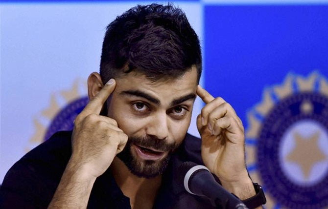 Here comes Kohli's BIG confession