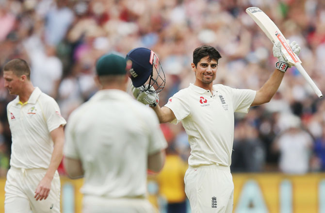 4th Ashes Test, PHOTOS: Cook double-century puts England in command