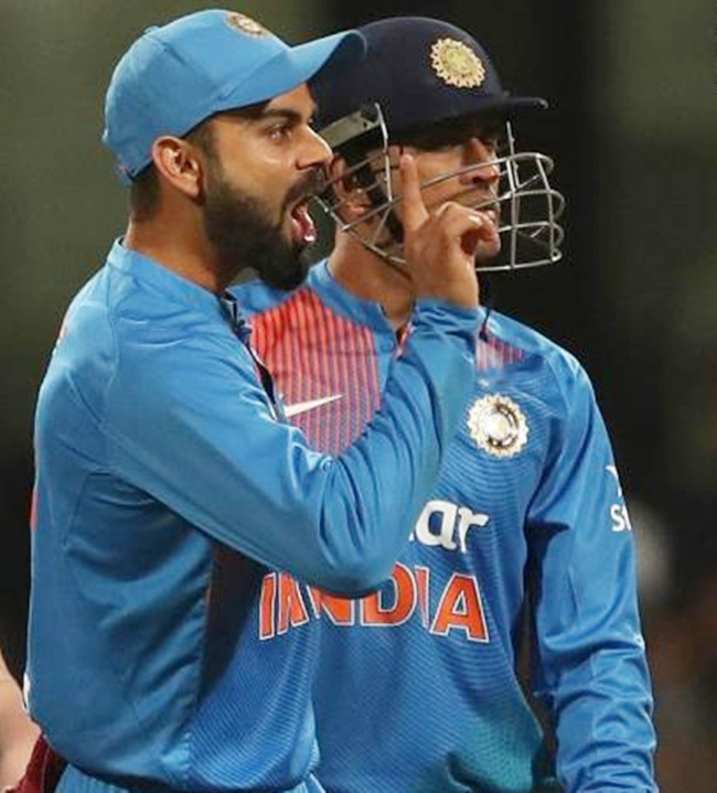 England series memorable, Dhoni priceless, says Kohli