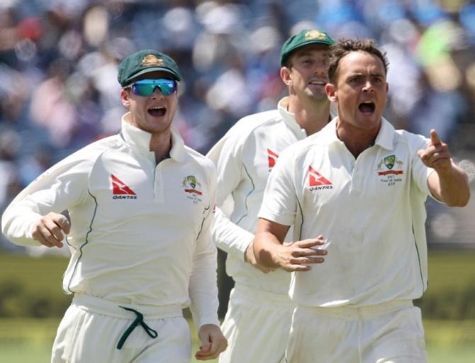 Australia cricketer O'Keefe fined for drunken remarks