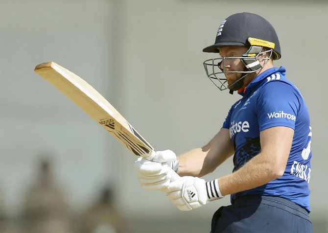 Jonny Bairstow played well in both warm-up matches against India 'A'
