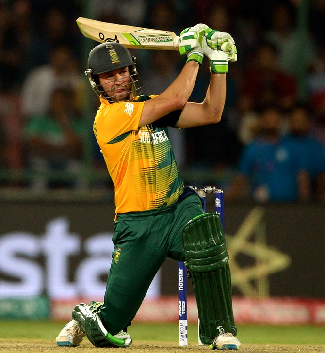 De Villiers clarifies about World Cup inclusion offer