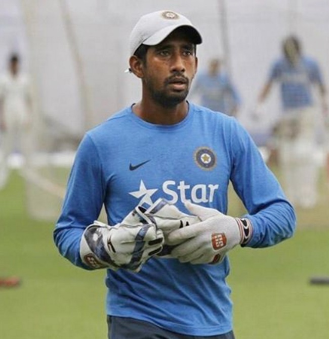 Wriddhiman ready to 'shoulder' responsibility
