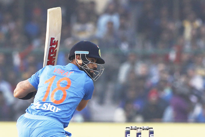 Why Kohli opened the batting in Kanpur T20