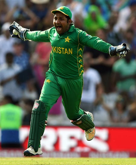 Pakistan reward Sarfraz with Test captaincy after Champions triumph